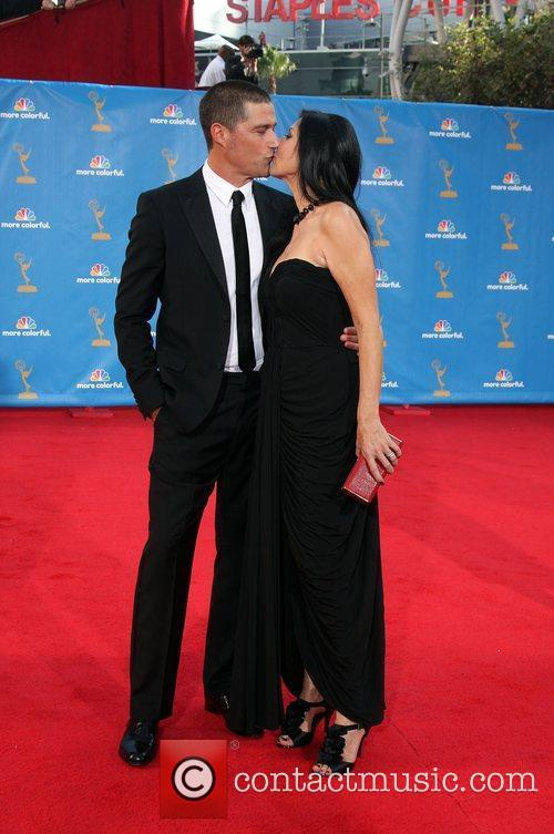 Matthew Fox And Margherita Ronchi and Matthew Fox