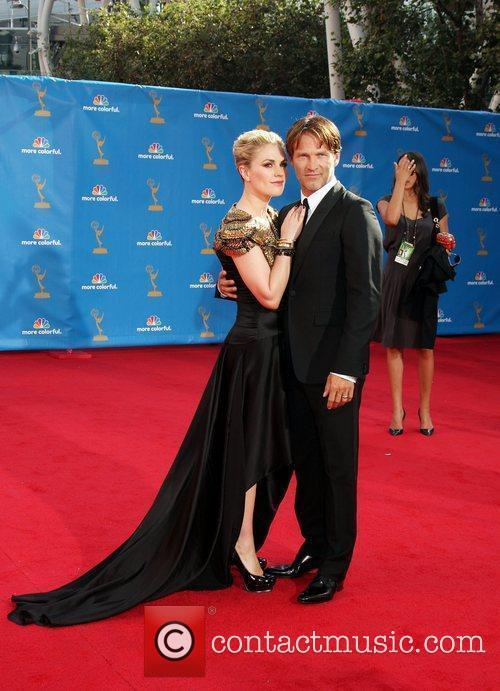 Stephen Moyer and Anna Paquin 1