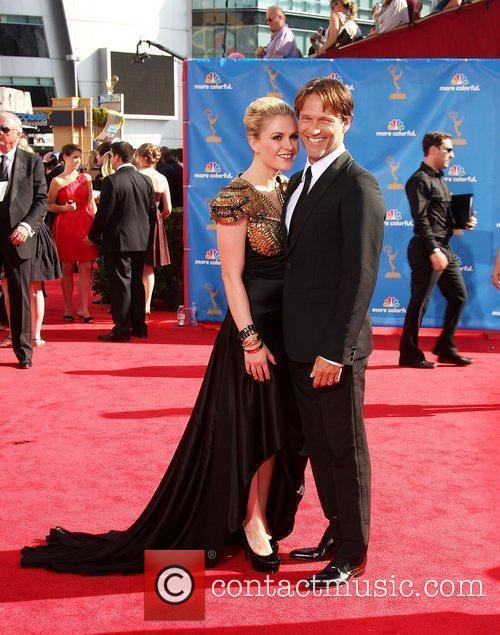Stephen Moyer and Anna Paquin 3
