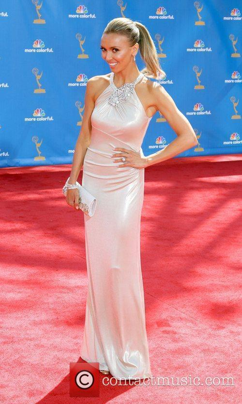 Arrives to the 62nd Annual Primetime Emmy Awards...