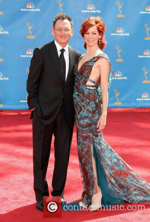 Michael Emerson And Carrie Preston, Michael Emerson and Carrie Preston 3