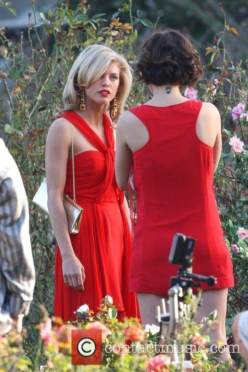 AnnaLynne McCord and Jessica Stroup 5