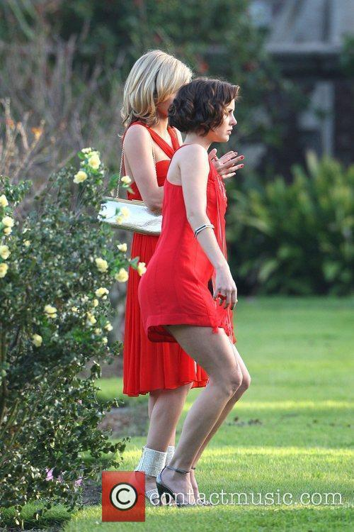 AnnaLynne McCord and Jessica Stroup 1