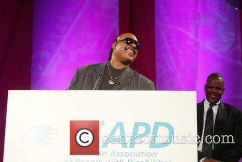 Stevie Wonder and Aapd Image Award Recipient 5