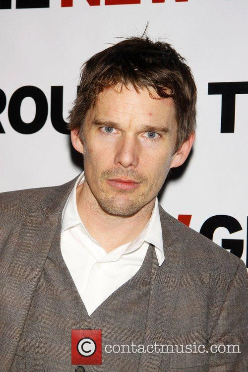 Director Ethan Hawke The Opening night after party...