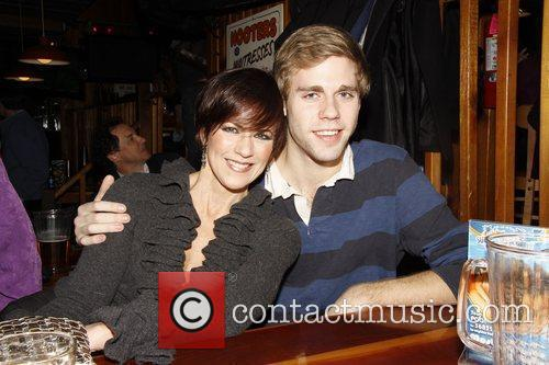 Colleen Zenk Pinter and her son, Morgan Pinter...
