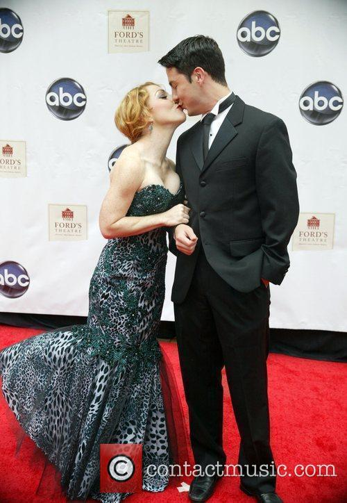 Christopher Kale Jones and wife Jenna Coker Jones...