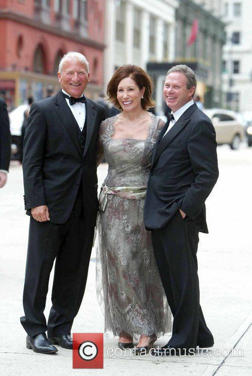Philanthropist Catherine Reynolds and guests Fords Theatre Society...