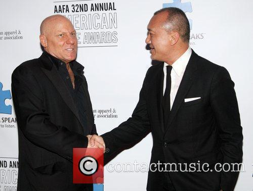 Steve Madden and Joe Zee at The 32nd...