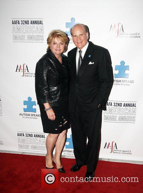 Suzanne & Bob Wright at The 32nd Annual...