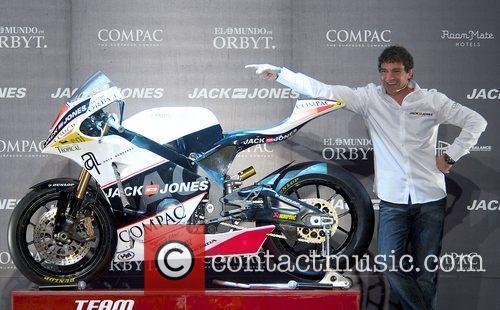 Presents 'Jack Jones' Racing Team at the Compac...