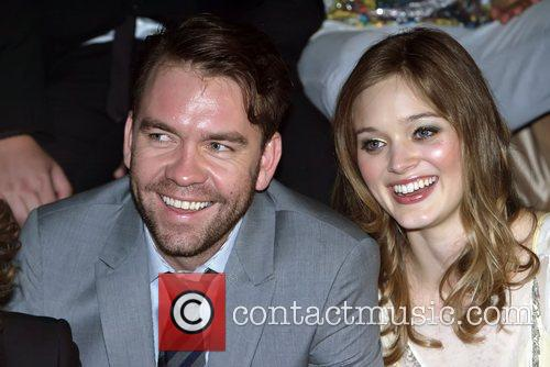 Brendan Cowell and Bella Heathcote
