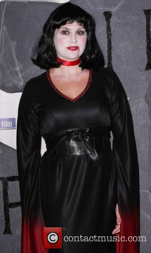 Amanda Lamb The Bloodlust Ball 2010 at Hampton...