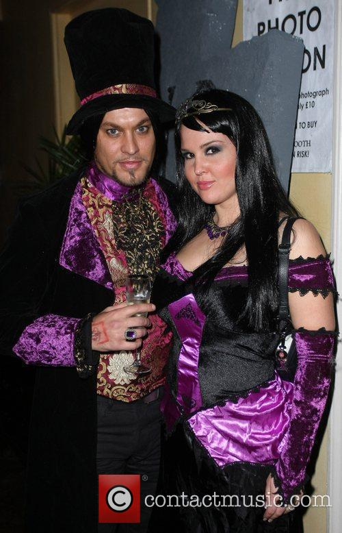 Michelle Bass and Guest The Bloodlust Ball 2010...