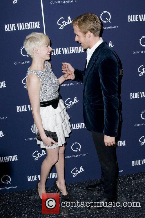 Michelle Williams and Ryan Gosling 5
