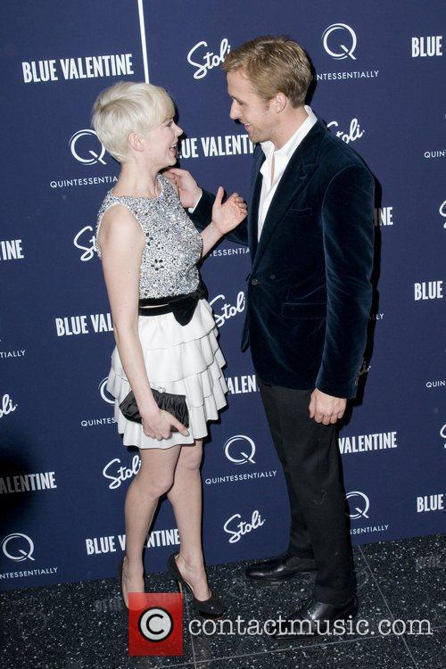 Michelle Williams and Ryan Gosling 3