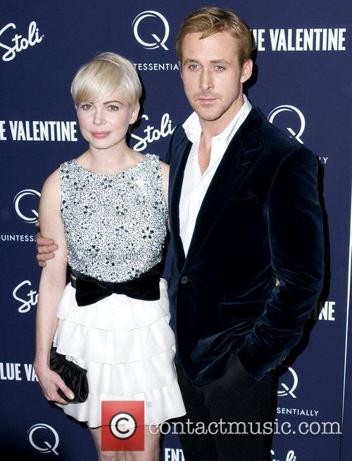 Michelle Williams and Ryan Gosling 6