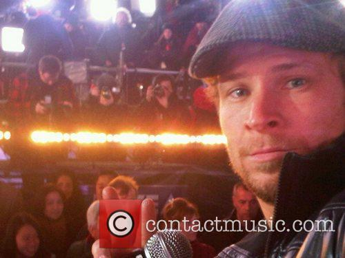 Brian Littrell and Backstreet Boys