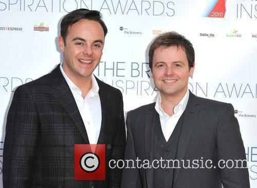 Anthony McPartlin, Declan Donnelly The British Inspiration Awards...