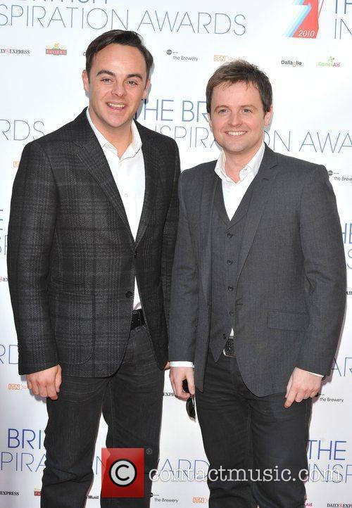 The British Inspiration Awards held at The Brewery.