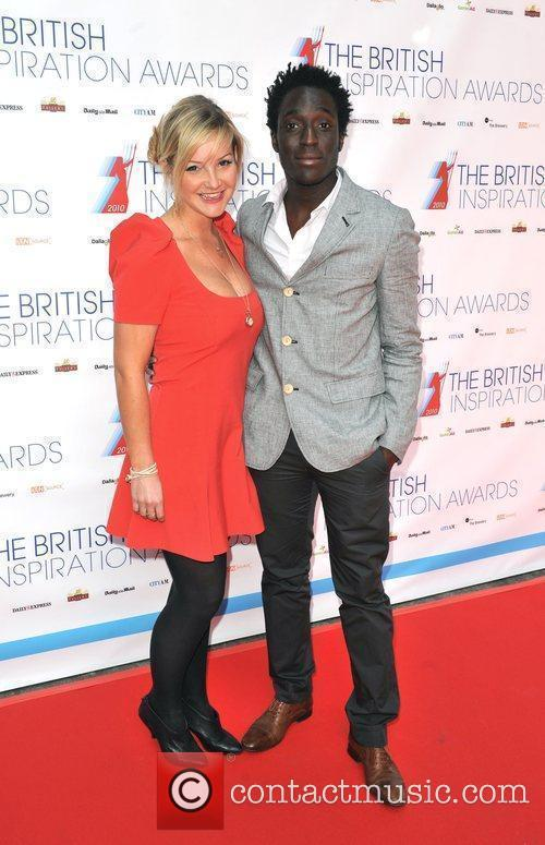 Helen Skelton and Andy Akinwolere The British Inspiration...