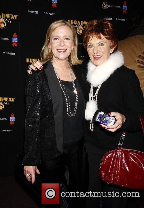 Eve Plumb and Marion Ross
