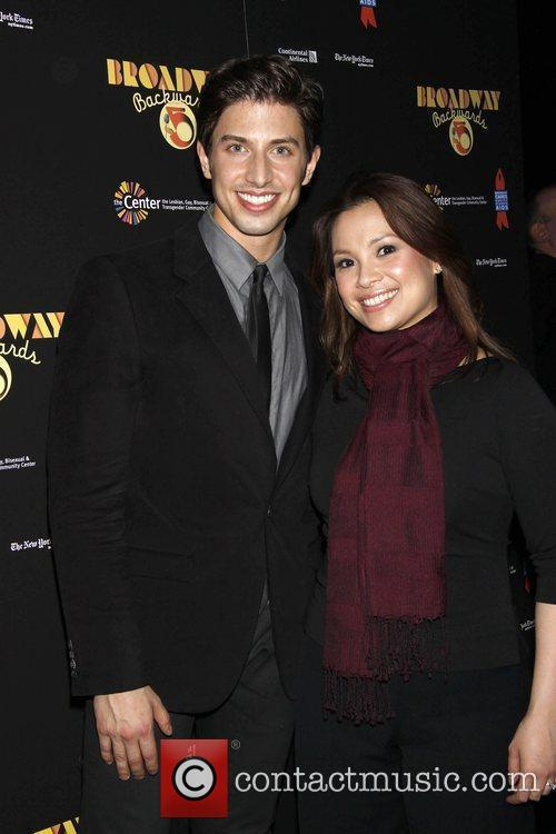 Nick Adams and Lea Salonga 7