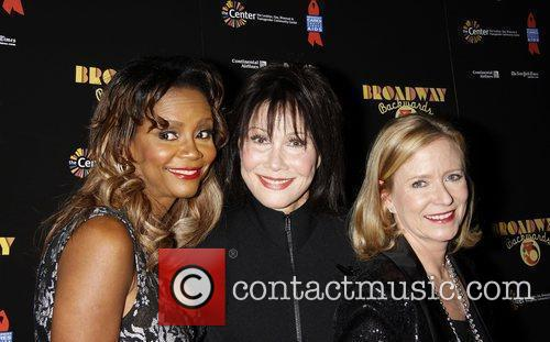 Tonya Pinkins, Michele Lee and Eve Plumb 6