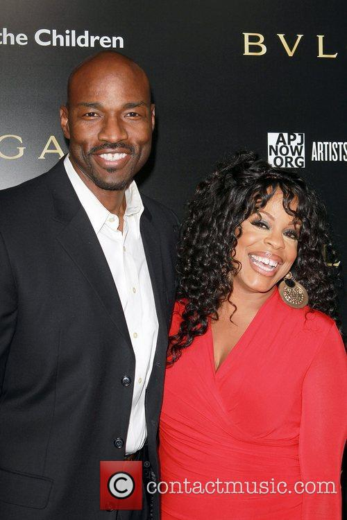 Jay Tucker and Niecy Nash Bvlgari Private Event...