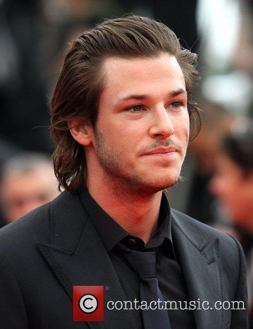 Gaspard Ulliel Cannes International Film Festival 2010 -...