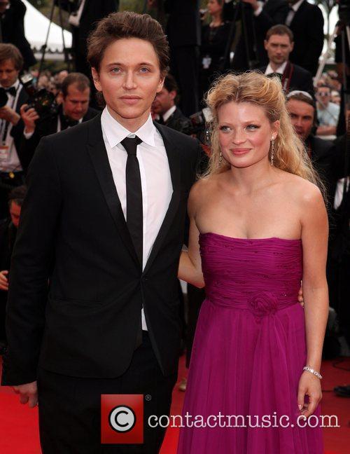 Melanie Thierry and Raphael Cannes International Film Festival...
