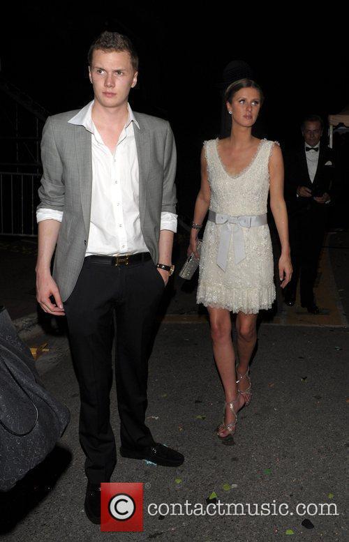 Barron Hilton and Nicky Hilton 2