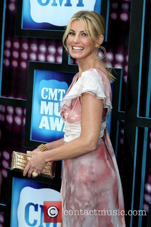 Faith Hill  2010 CMT Music Awards Blue...