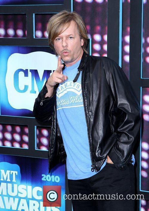 David Spade  2010 CMT Music Awards Blue...