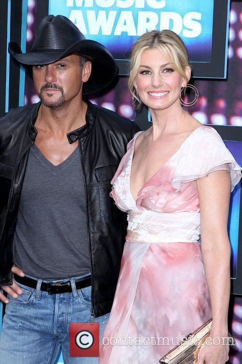 Tim Mcgraw and Faith Hill 2