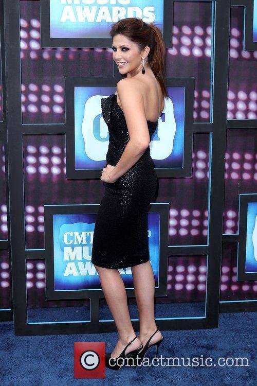 Hillary Scott  2010 CMT Music Awards Blue...