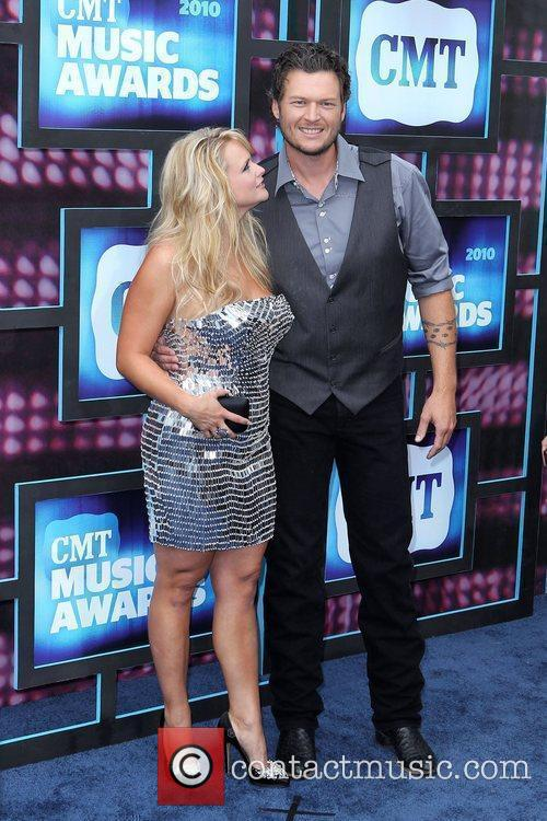 Miranda Lambert and Blake Shelton 2