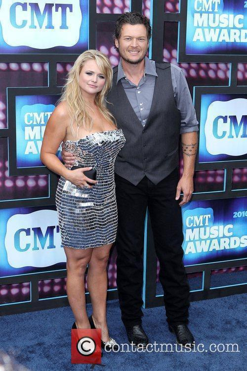 Miranda Lambert and Blake Shelton 4