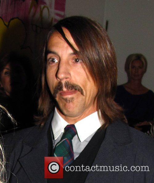 Anthony Kiedis attends the Cambodian Children's Fund and...