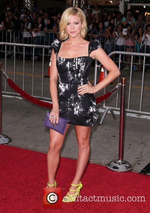 Brittany Snow Charlie St. Cloud Los Angeles Premiere...