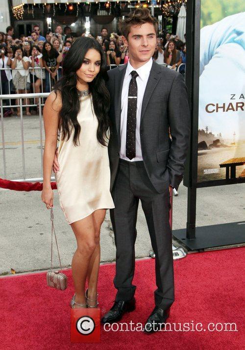 Vanessa Hudgens and Zac Efron 9