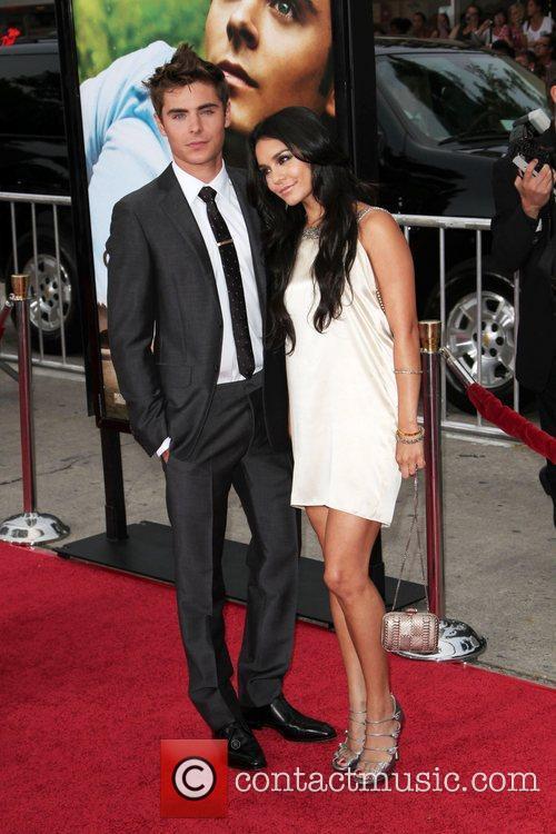 Zac Efron and Vanessa Hudgens Charlie St. Cloud...