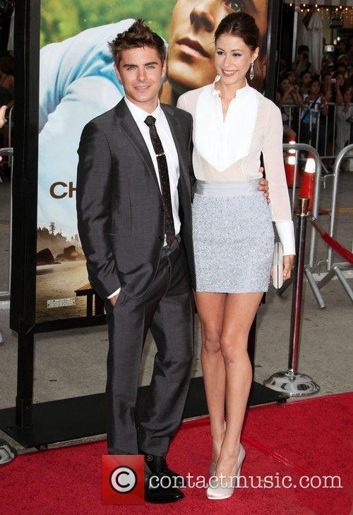 Zac Efron and Amanda Crew Charlie St. Cloud...