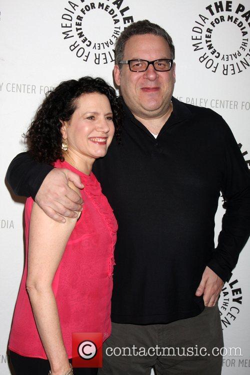 Susie Essman and Jeff Garlin 1