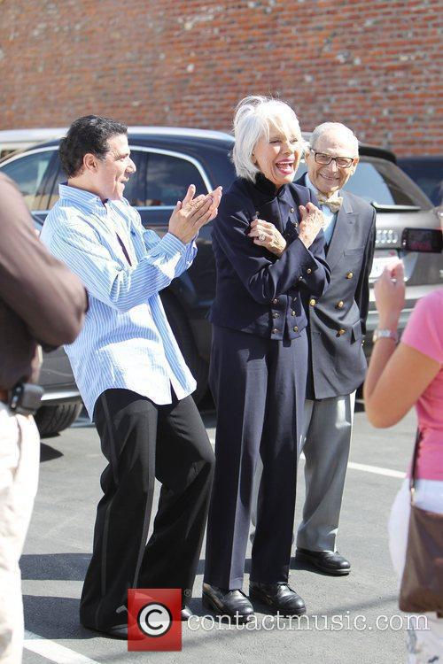 Carol Channing and Dancing With The Stars 8