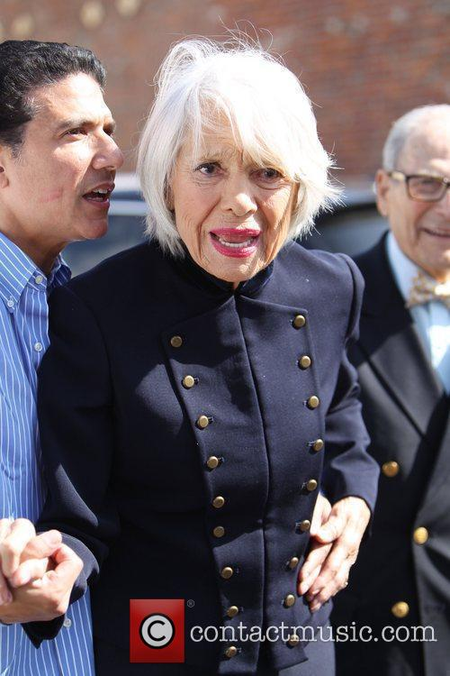 Carol Channing and Dancing With The Stars 10