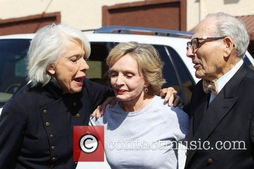 Carol Channing, Dancing With The Stars and Florence Henderson 11