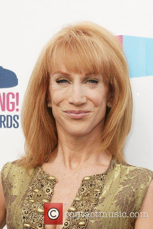 Kathy Griffin 2010 VH1 Do Something Awards at...