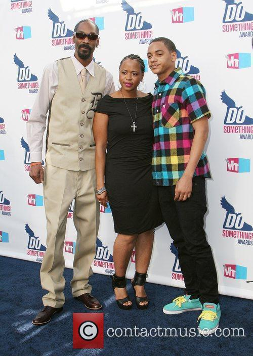 Snoop Dogg, Shante Broadus and Vh1 1