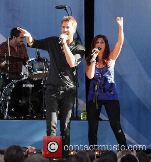 GMA concert series presents Lady Antebellum